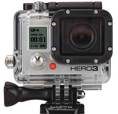 Hero 3 White Edition Ski & Snowboard Go Pro Cameras