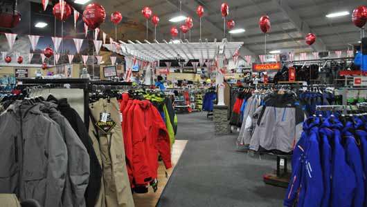 Ski Jackets, Ski Pants, Pelican NJ Ski Shops