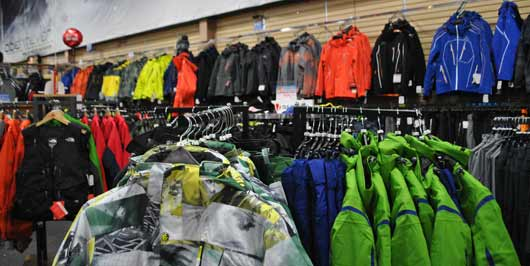 Ski Jackets, Ski Pants, Pelican PA Ski Shops