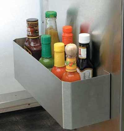 Cal Flame Grill 15in Spice / Juice Rack