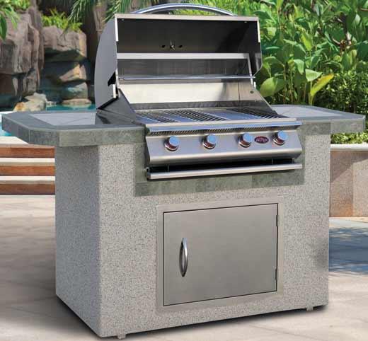 Cal Flame LBK-601 Island Grill