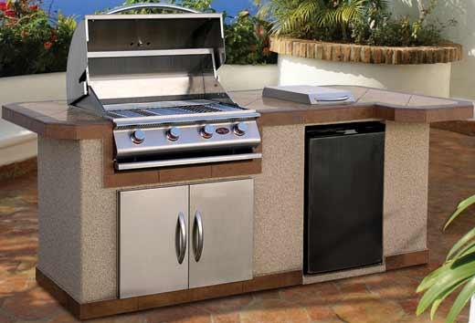 Cal Flame LBK-820 Island Grill