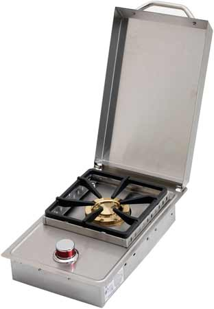 Cal Flame Single Flat Grill Side Burner
