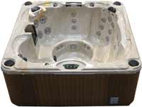 Cal Spas Connect Series Hot Tubs C-750B-Lxi