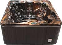 Cal Spas Connect Series Hot Tubs C-750L