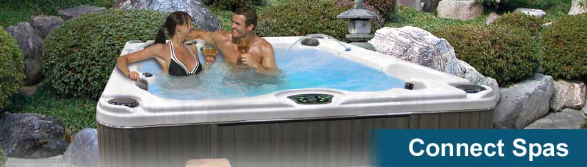 Cal Spas Connect Series Hot Tubs