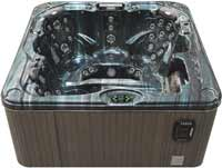 Cal Spas Escape Series Hot Tubs E-758L