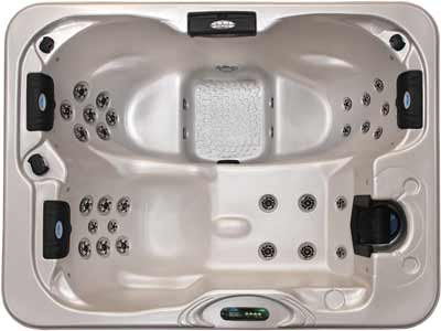 Cal Spas Z-536L-VP Hot Tub