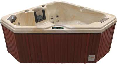 Cal Spas Z-628T Hot Tub
