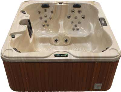 Cal Spas Z-630B Hot Tub