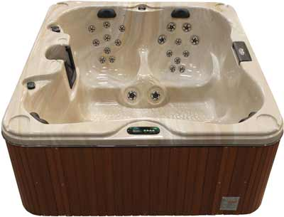 Cal Spas Z-630B-VP Hot Tub