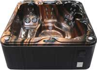 Cal Spas Patio Series Hot Tubs Z-630L