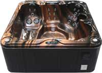 Cal Spas Patio Series Hot Tubs Z-630L-VP
