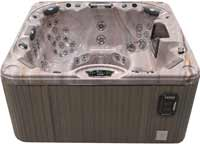 Cal Spas Platinum Series Hot Tubs P-760B
