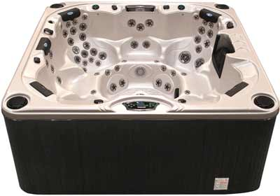 Cal Spas P-880B Platinum Series Hot Tub