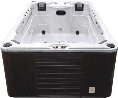 Cal Spas Ultimate Fitness Swim F-1420 Hot Tub