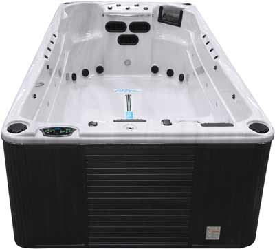 Cal Spas Ultimate Fitness Swim F-1640 Hot Tub