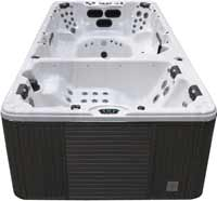 Cal Spas Ultimate Fitness Swim Series F-1770