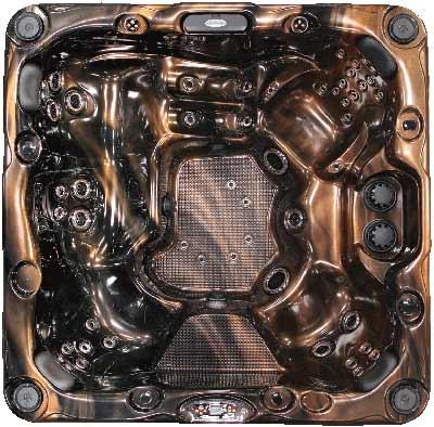 Cal Spas Velocity V-800L Hot Tub