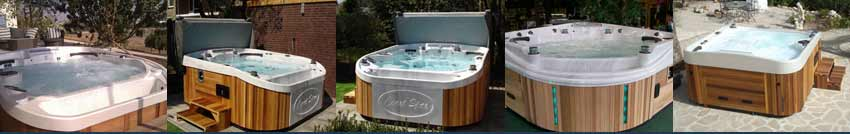 Coast Spas Cascade Series Hot Tubs