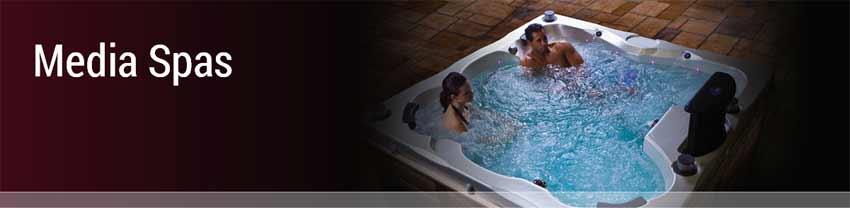 Coast Spas Media Series Hot Tubs