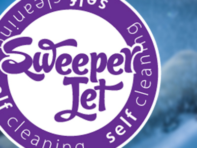 Sweeper Jet Self Cleaning