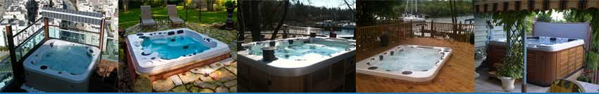 Coast Spas Traditional Series Hot Tubs