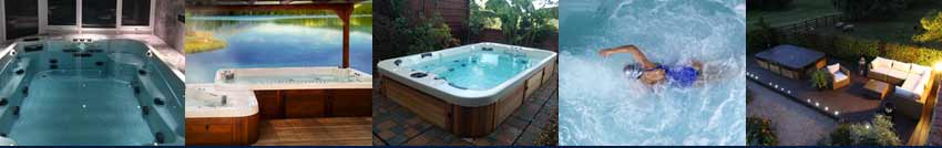 Coast Spas Wellness Series Hot Tubs