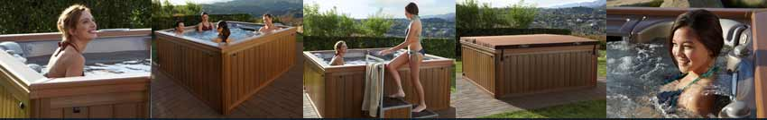 Sundance Select Series Hot Tubs
