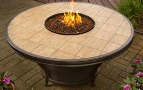 Agio Conquest Fire Table