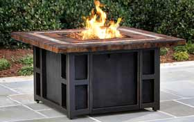 Agio Springfield Fire Table