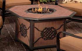 Agio Willowbrook Fire Table