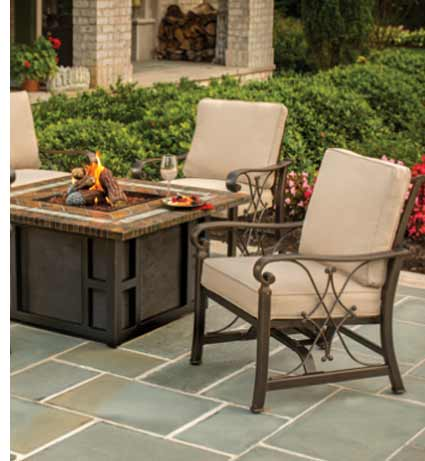 Agio Seville Patio Set