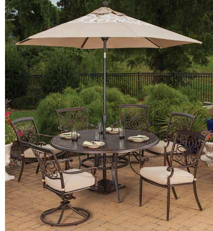 Agio Vista Patio Set
