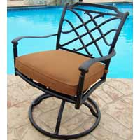 Agio Willowbrook Patio Set