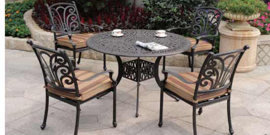 DWL Atlantis Patio Dining Set