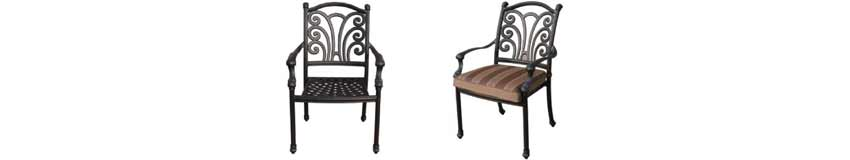 DWL Atlantis Patio Chairs
