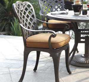 DWL Brentwood Patio Chair