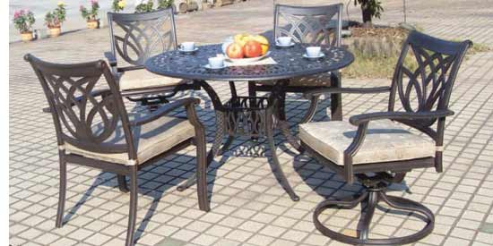 DWL Burlington Patio Dining Set