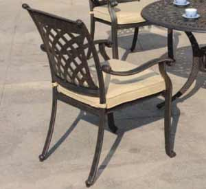 DWL Carlisle Patio Chair