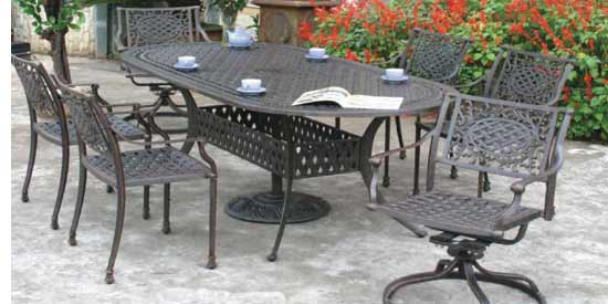 DWL Dublin Patio Dining Set