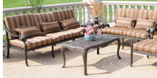 DWL Florence Patio Conversational Set