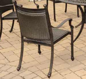 DWL Hudson Patio Chair