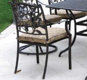 DWL Ivyland Patio Chair