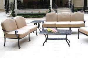 DWL Lillian Patio Couches