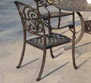 DWL Madison Patio Chair