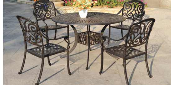 DWL Madison Patio Dining Set