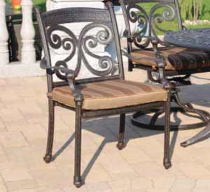 DWL Monarch Patio Chair