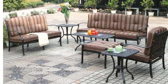 DWL Monarch Patio Outdoor Living Room