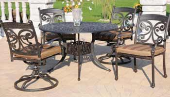 DWL Monarch Patio Dining Set
